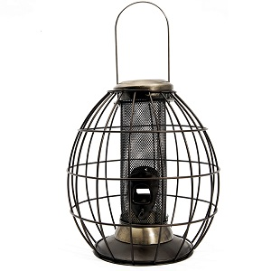 Heritage Squirrel Proof Peanut Feeder